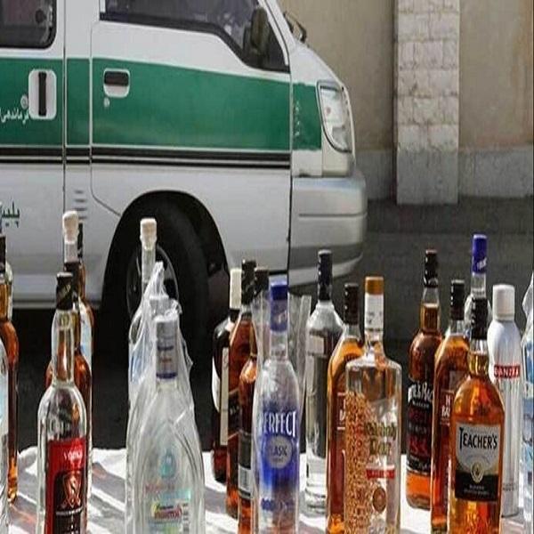 حکم برائت از اتهام حمل مشروبات الکلی