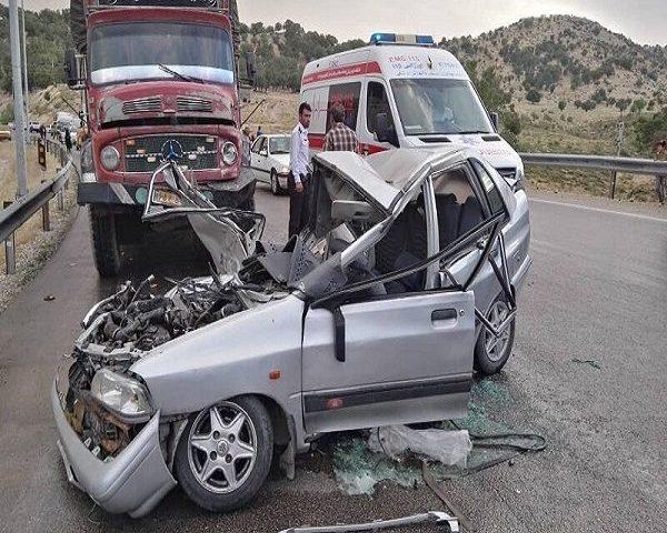 خسارت ناشی از تصادفات رانندگی